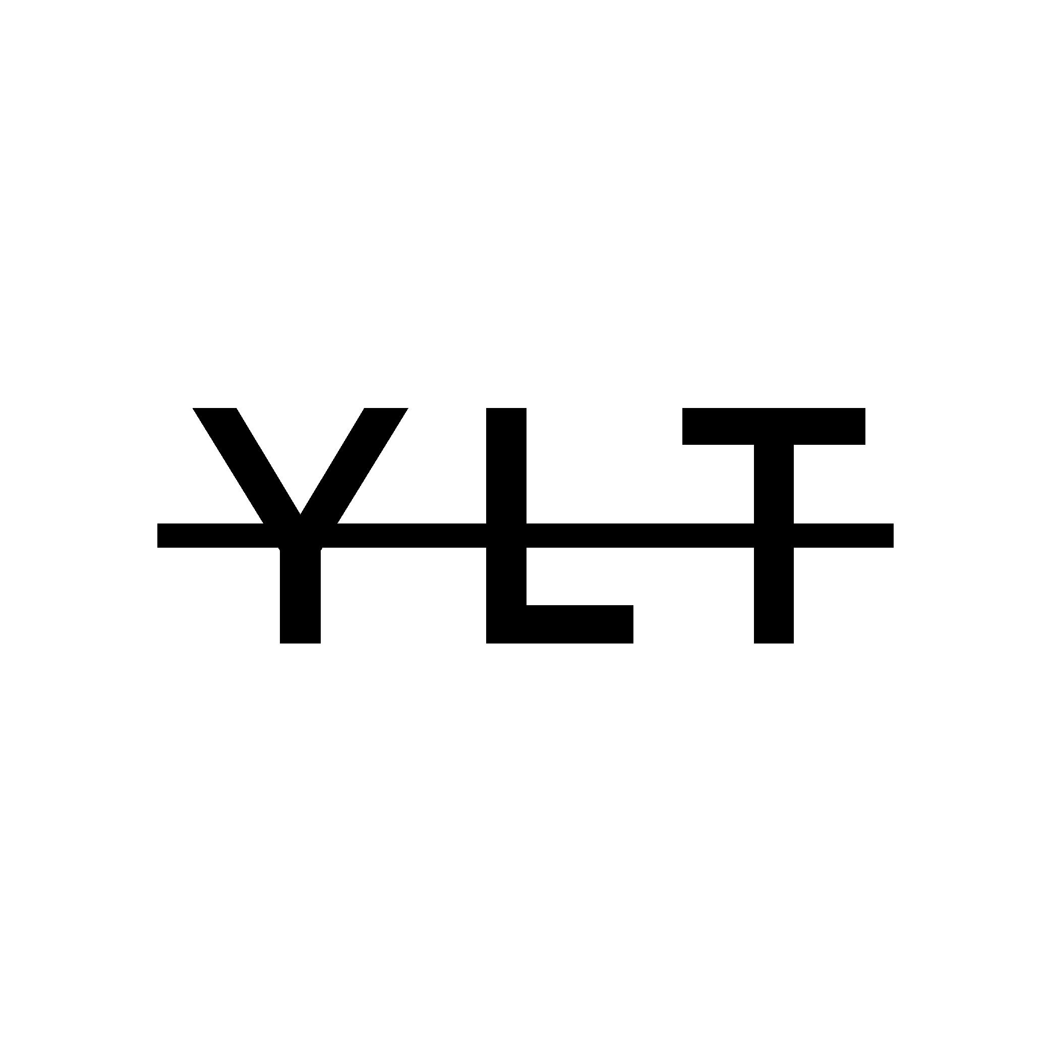 YLT LOGO BLACK